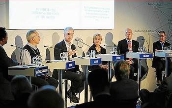 Global risks panel