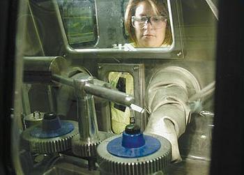 plutonium test