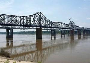Vicksburg bridge