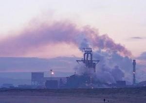 industry, smoke
