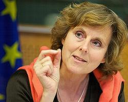 European Commissioner for Climate Action Connie Hedegaard (Photo courtesy EC)