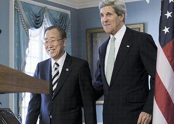 Kerry, Ban