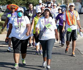 asthma walk