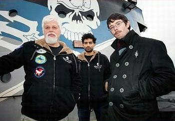 Sea Shepherd captains