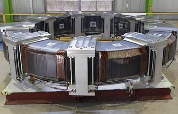 nuclear fusion coil