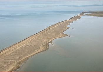 Chukchi coast