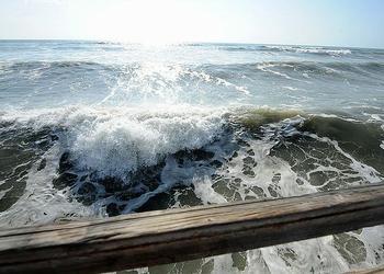 ocean, Texas