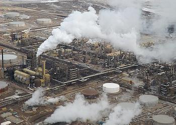 Syncrude tar sands