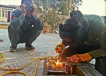 Jalalabad welding
