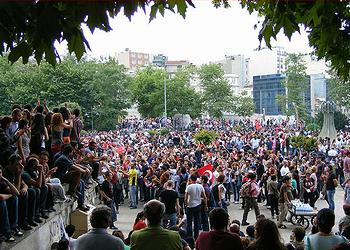 Taksim Park