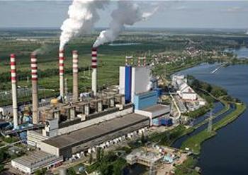 power plant Poland