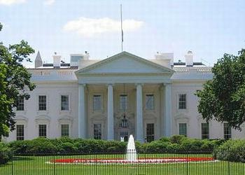 The White House (Photo courtesy Wikipedia)
