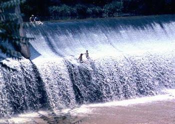 Bloede Dam