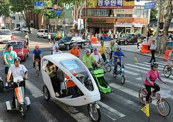 ecomobile vehicles