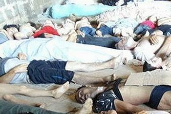 Syrian dead