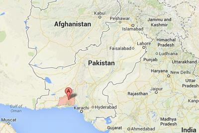 Quake in Pakistan's Remote Southwest Kills 328, Forms New