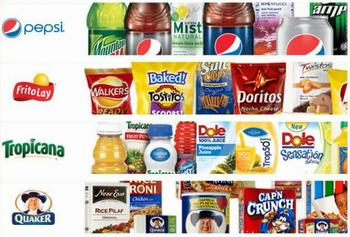 Pepsico brands