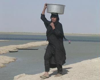 woman Iraq