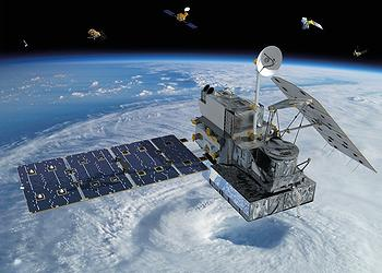 GPM satellite