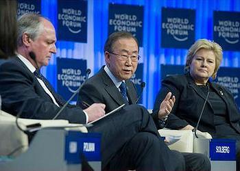 Ban Davos