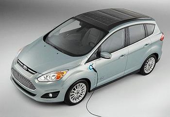 2014 Ford C-MAX Solar Energi