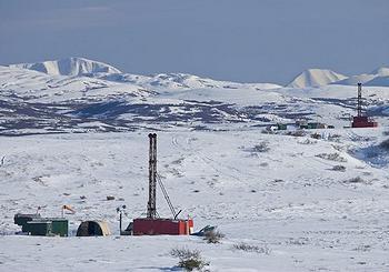 Pebble Mine site