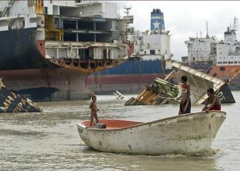 shipbreaking