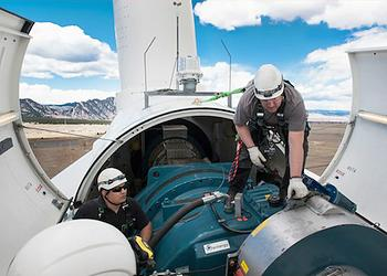 wind energy workers