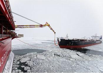 oil loading