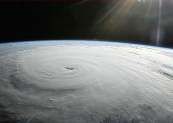 Hurricane Danielle
