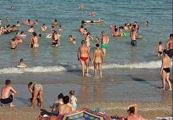 Water Clean At Most European Bathing Sites Worries Remain