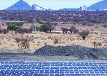 solar mine