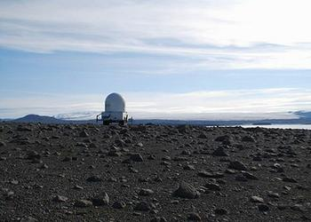 radar Iceland
