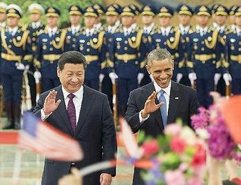 Xi, Obama