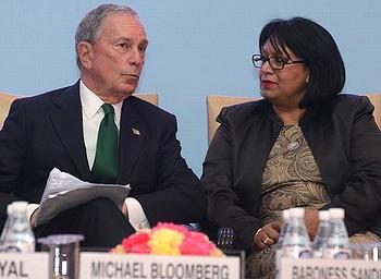 Bloomberg, Verma