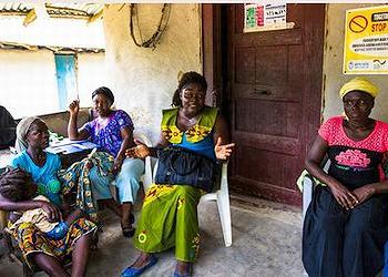 Monrovia residents