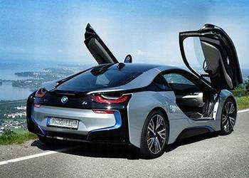 BMW i8 Crowned 2015 World Green Car of the Year | ENS
