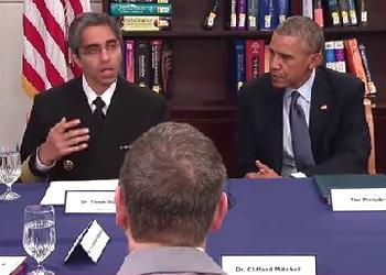Murthy, Obama