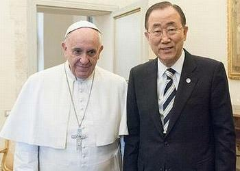 Pope, Ban