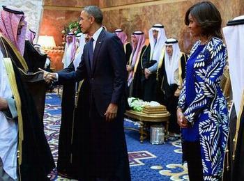 Obama, Saudis