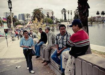 MacArthur Park residents