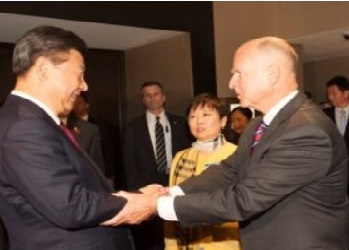 Chinese and U.S. Governors Sign Clean Energy Pact | ENS
