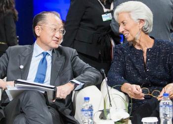 Kim, Lagarde
