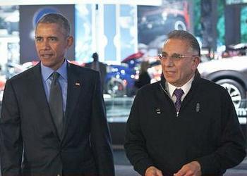 Obama, Sabatini