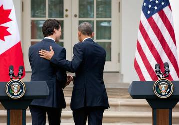 Obama, Trudeau