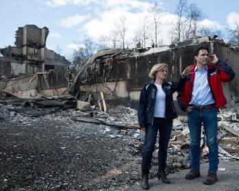 Notley, Trudeau