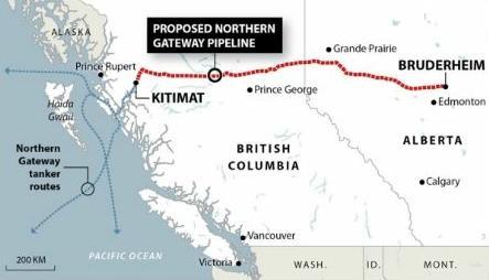 Canadian Court Kills Enbridge Northern Gateway Pipeline Ens