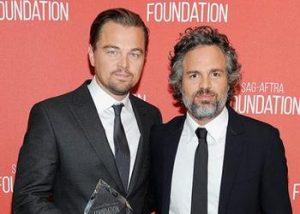diCaprio, Ruffalo