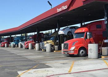 trucks fueling