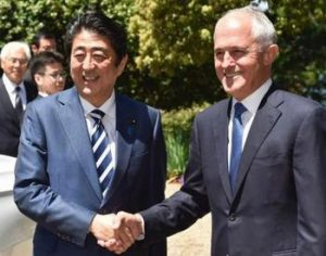 Abe, Turnbull